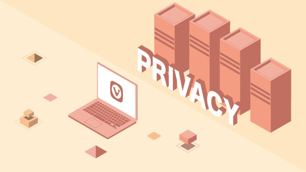 Vivaldi illustration: Data Privacy Day